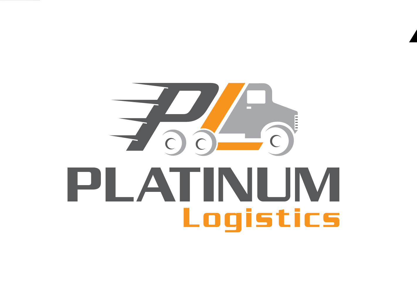 Modern, Professional, Logistic Logo Design for Platinum ...