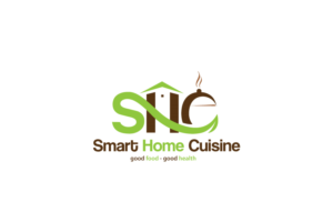 Serious Traditional Food Store Logo Design For Smart Home