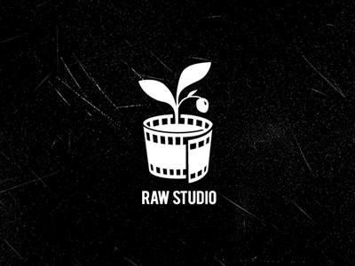 Raw Studio | Logo Design by Goh
