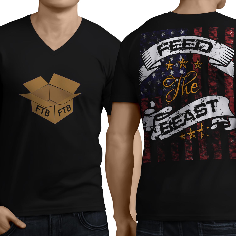 Upmarket Bold T Shirt Design For Deals Galore By Sumaira Khan