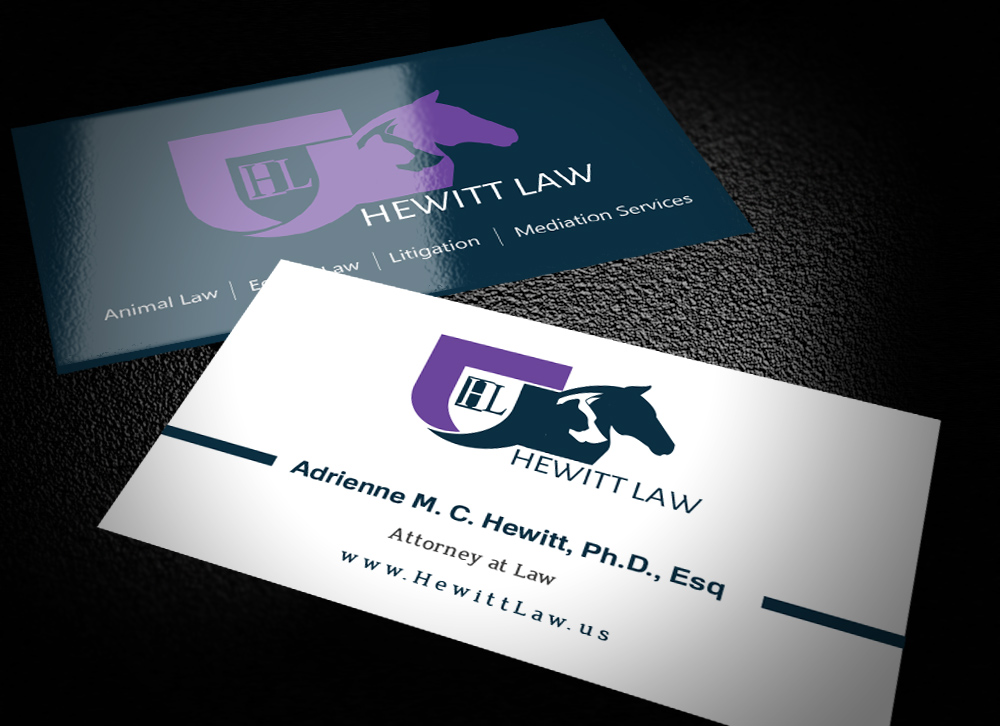 Elegant modern attorney business card design for a company by business card design by design for this project design 8420689 colourmoves