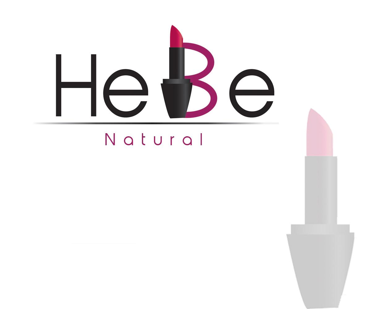 Elegant, Playful, Cosmetics Logo Design for Hebe Natural ...