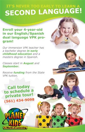 24 Elegant Playful Preschool Flyer Designs for a Preschool ...