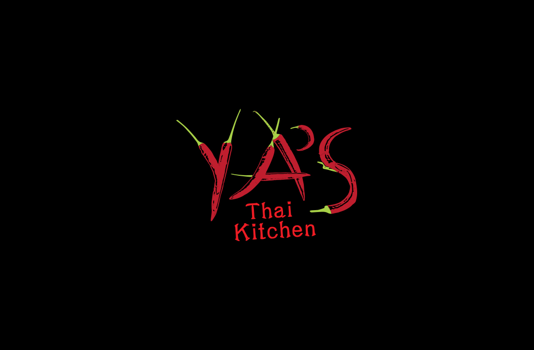 Thai Kitchen Logo by GLDesigns