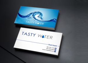 97 professional business card designs water purification business business card design by creations box 2015 for this project design 8166125 colourmoves
