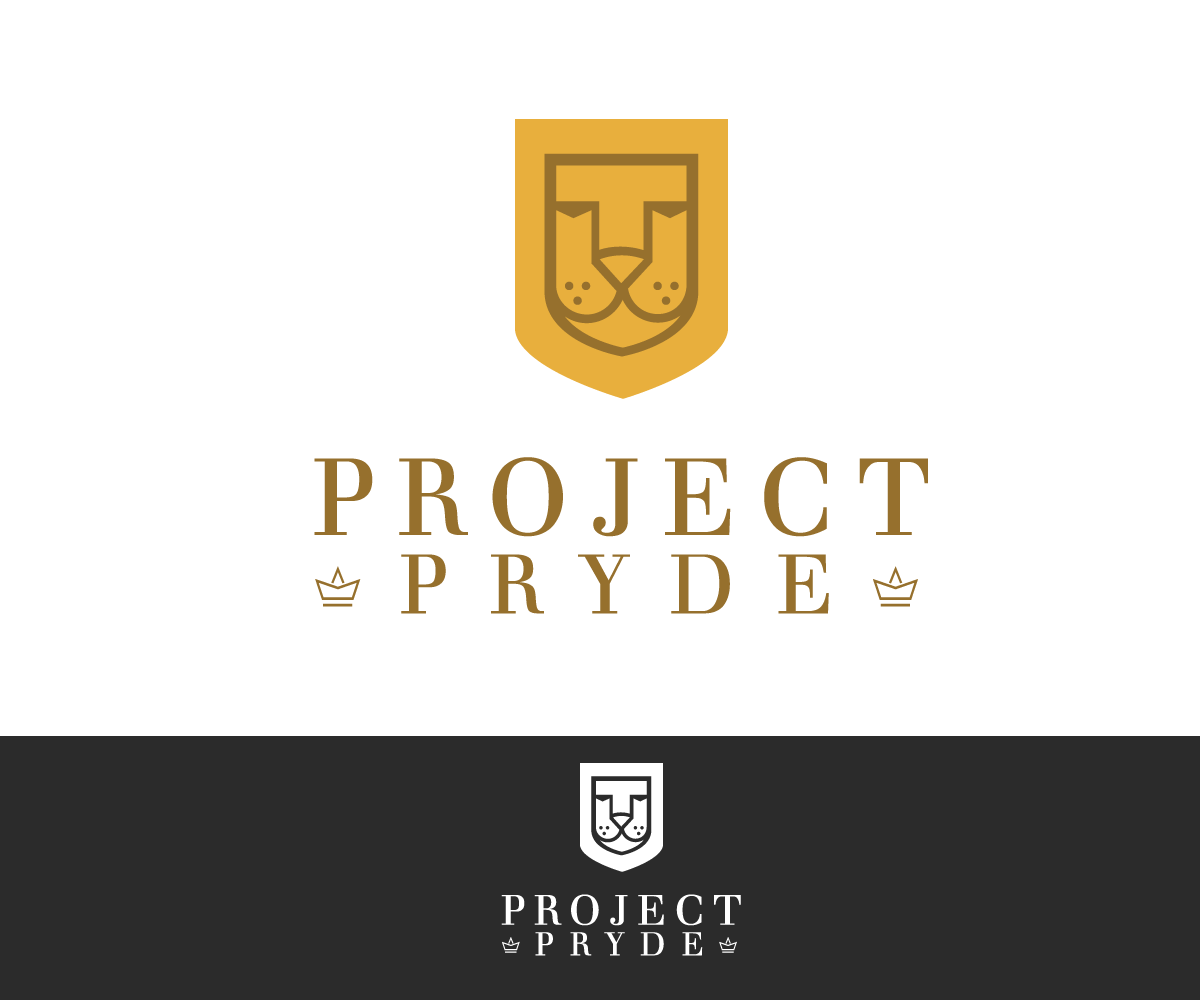 Serious Upmarket Fashion Logo Design For Project Pryde Think