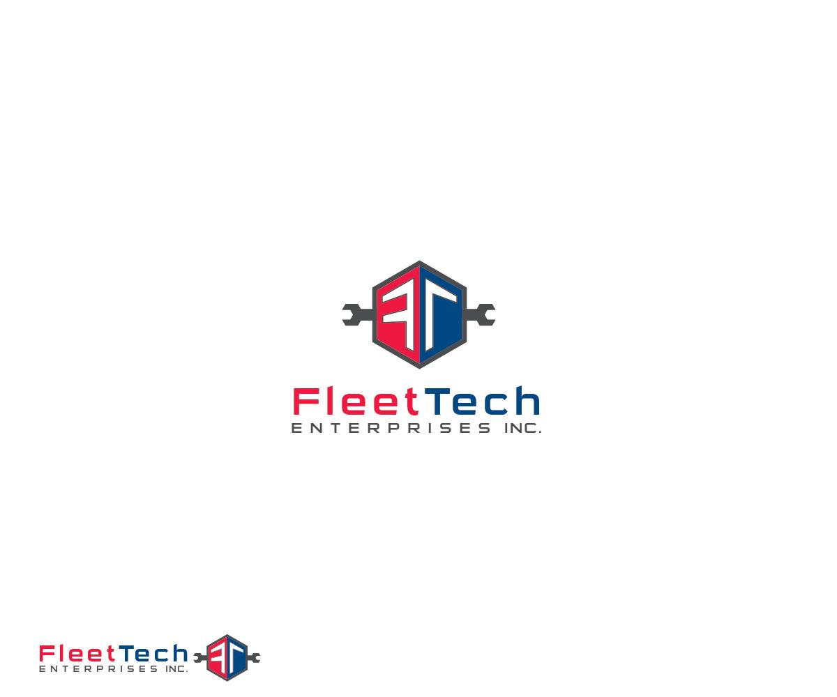 Elegant, Playful, Automotive Logo Design for FLEET TECH ENTERPRISES ...