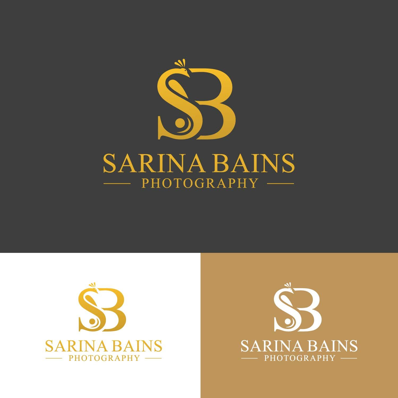 Photographer Logo Design for Sarina Bains Photography by karthika vs ...