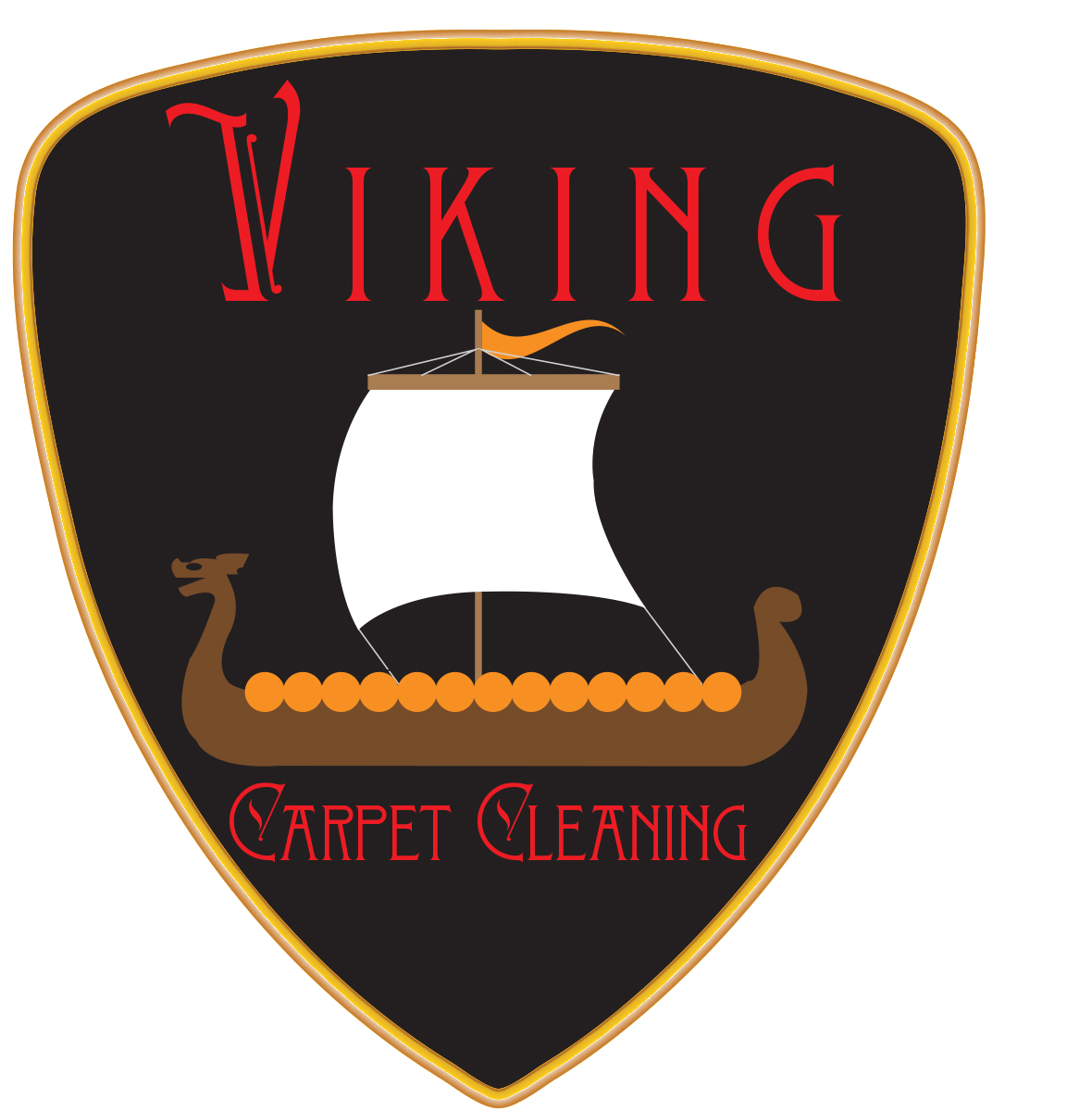 Traditional upmarket cleaning service logo design for for Logo creation wizard