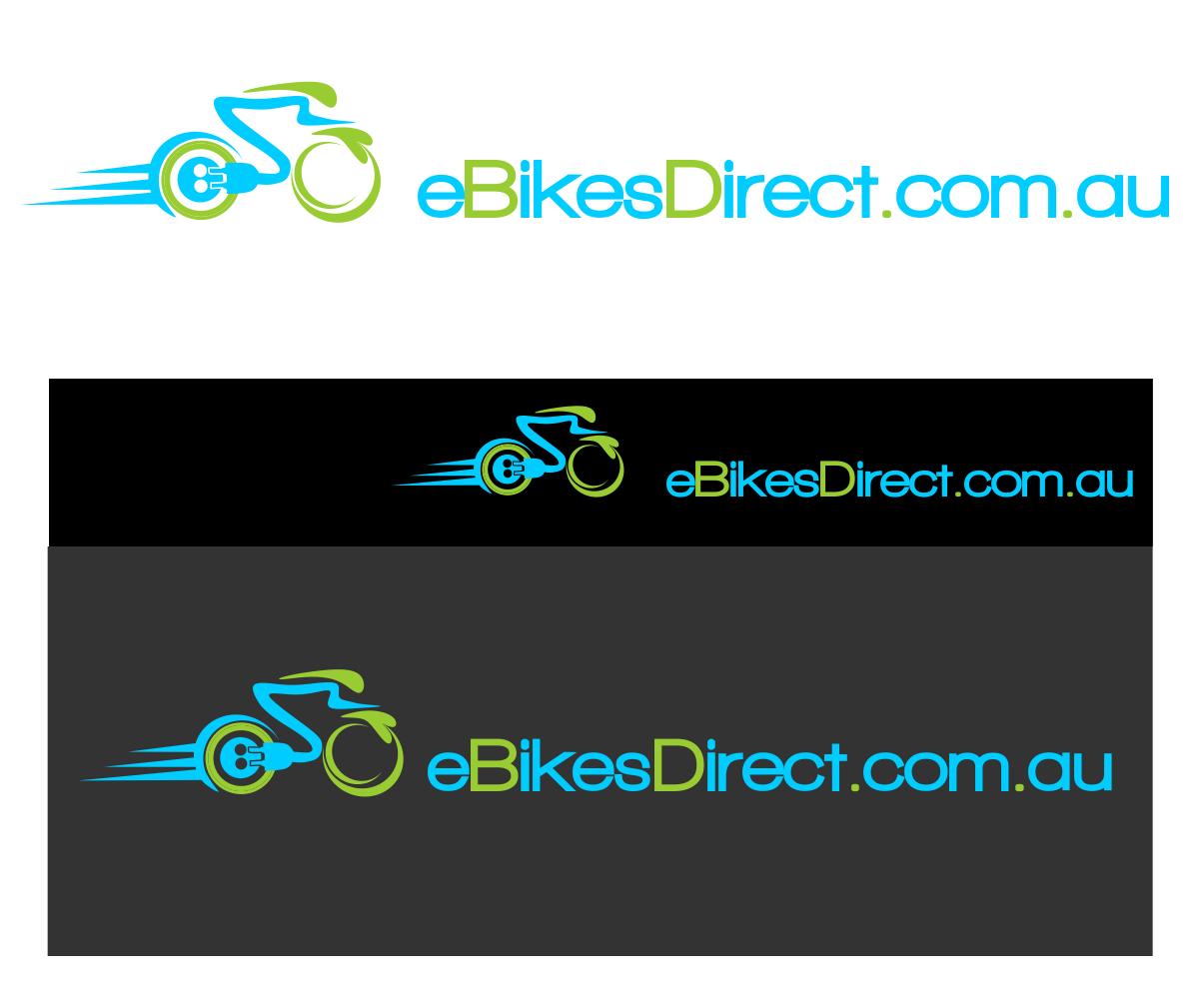 eBikesDirect Logo by Tt design