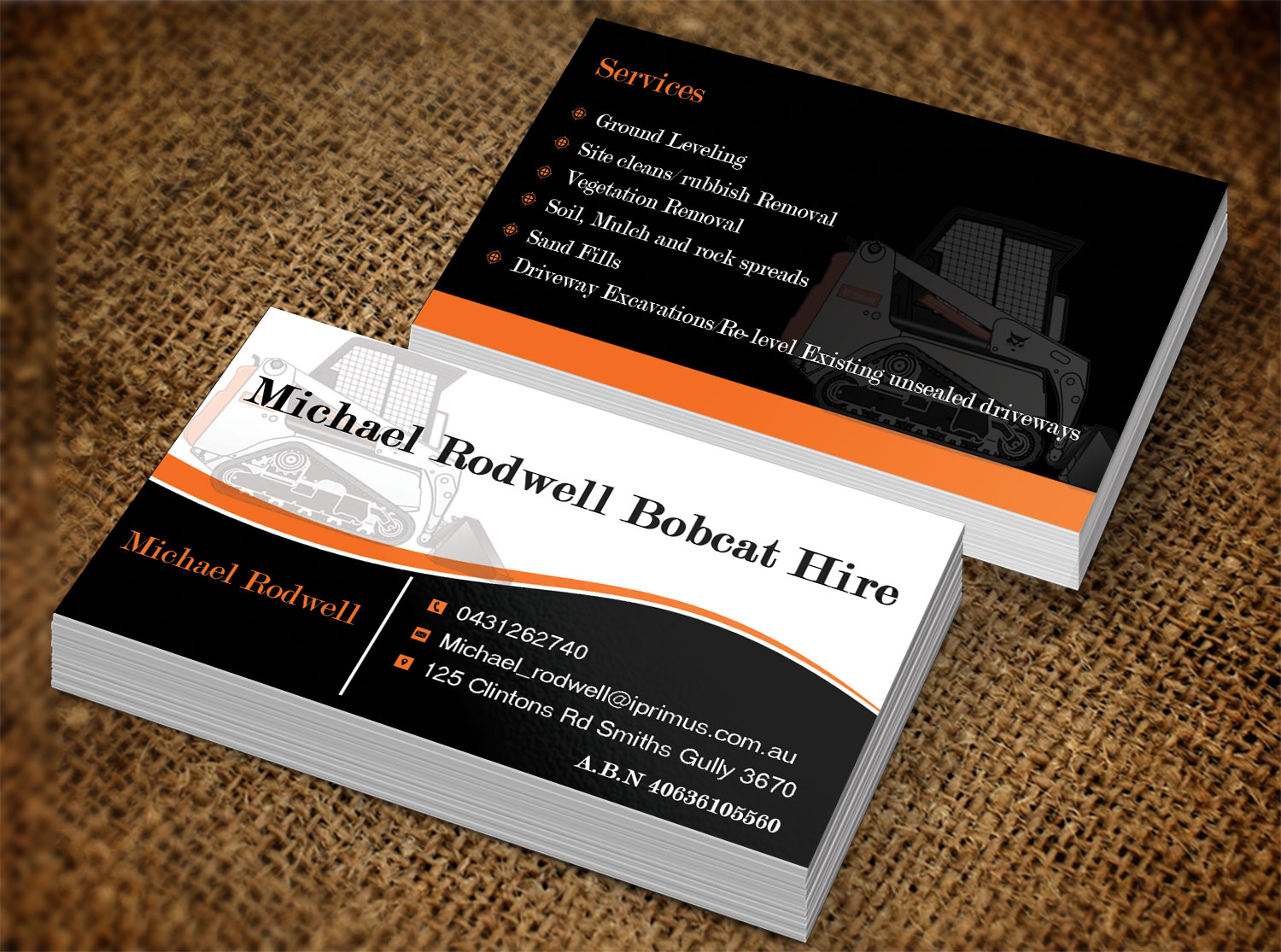 Serious bold business card design by creation lanka design 8399793 business card design by creation lanka for this project design 8399793 colourmoves Choice Image
