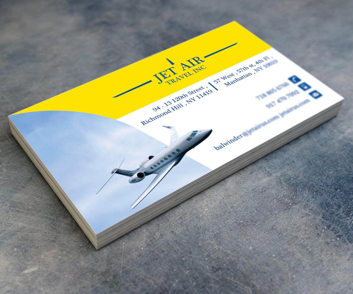 Elegant, Playful Business Card Design for BALWINDER SINGH by luiz ...