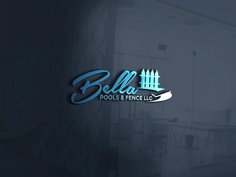 Professional elegant it company logo design for bella for Design lago