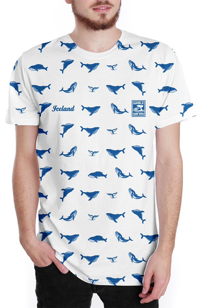 Modern Upmarket T Shirt Design For Whale Safari Safari By