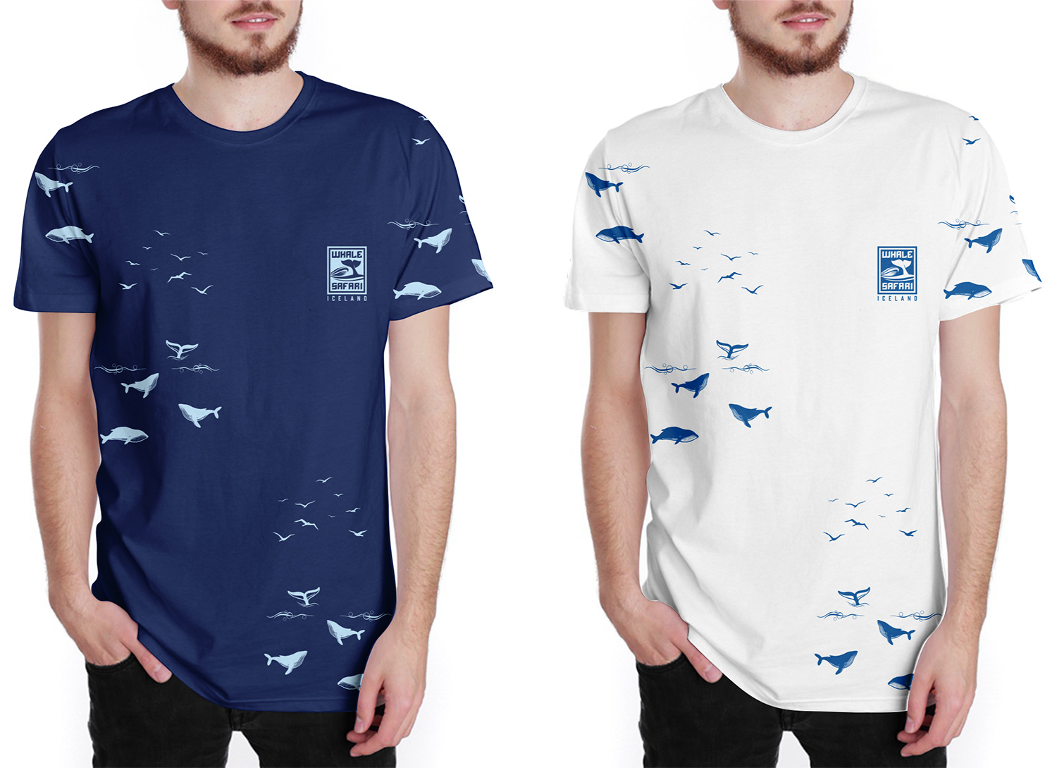 Design t shirt buy - T Shirt Design By Rockalight For Whale Safari T Shirt For Sale In Ticket