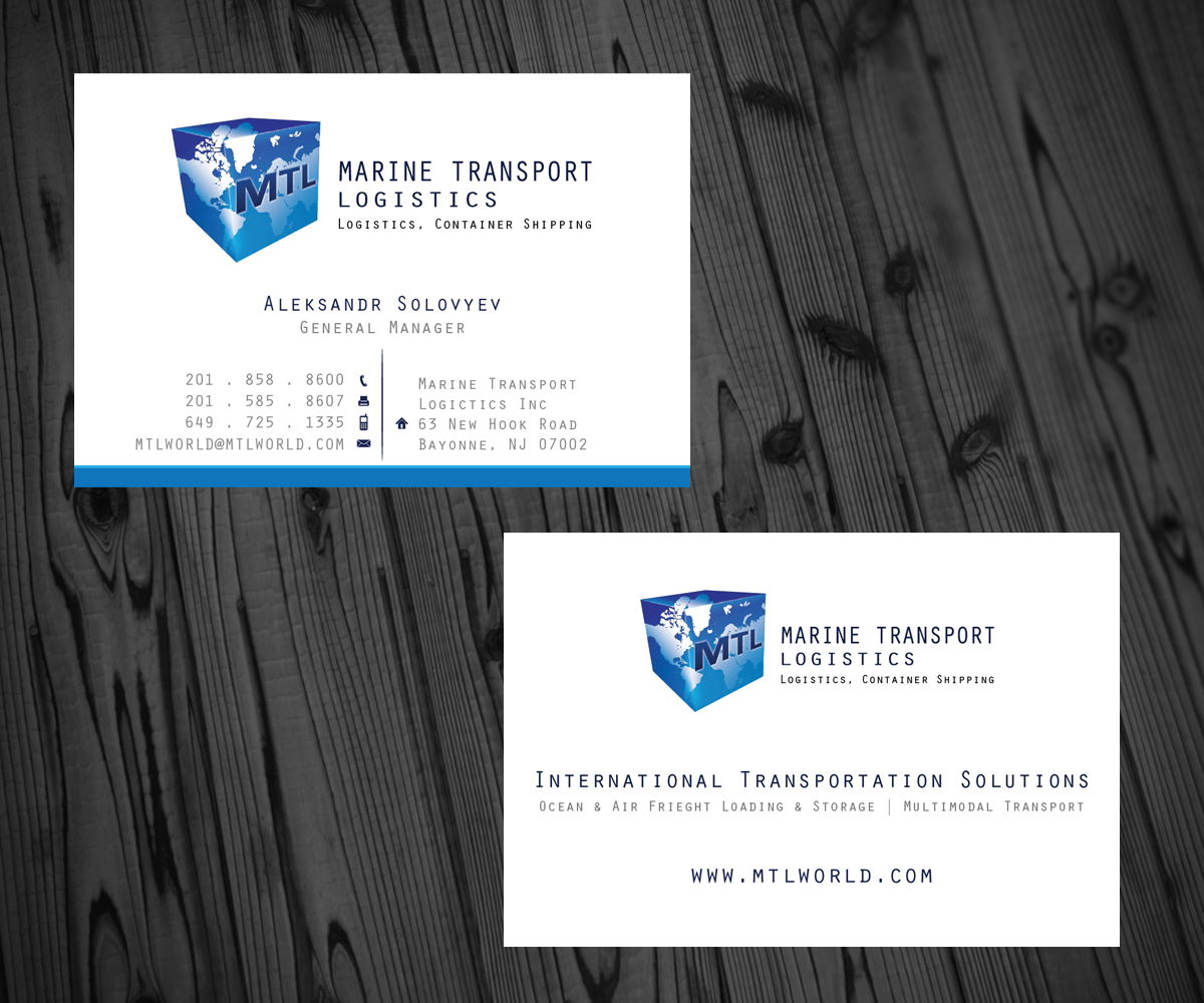 Elegant, Playful, Business Business Card Design for Micro Express ...