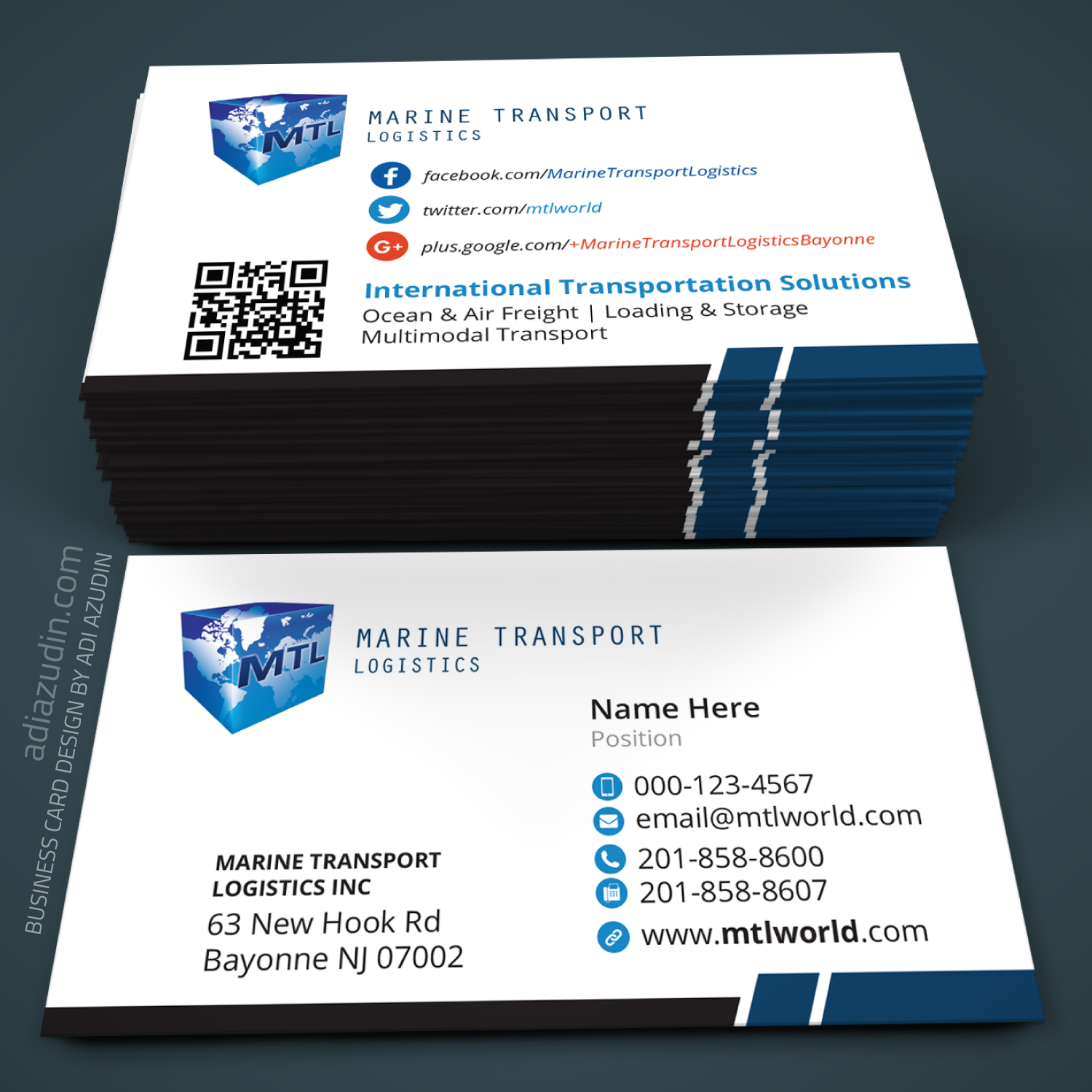 Elegant playful business business card design for micro express business card design by adiazudin for micro express consulting design 8417561 reheart Gallery