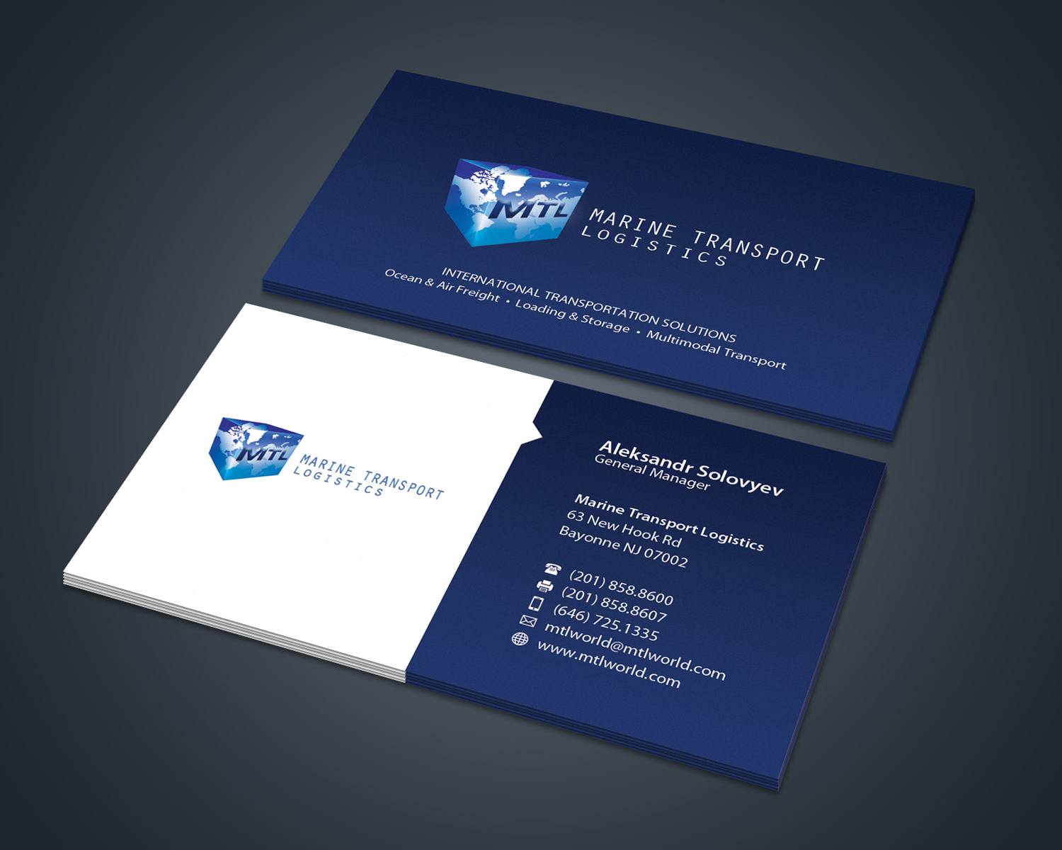 Elegant, Playful Business Card Design for Micro Express Consulting ...