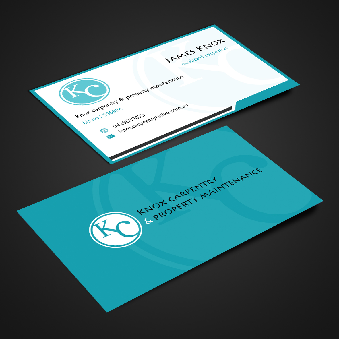 20 professional property maintenance business card designs for Property maintenance business cards