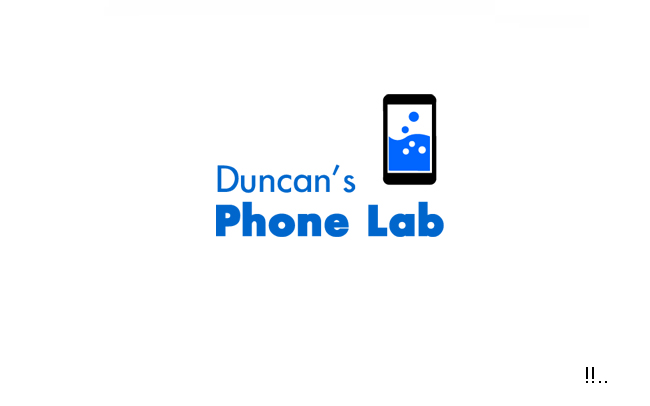 Business Logo Design for Duncan's Phone Lab by k-ant
