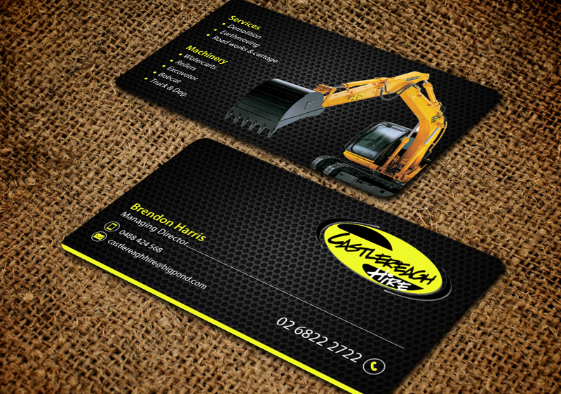 Masculine bold construction business card design for bjm building business card design by chandrayaaneative for bjm building design 9168113 reheart Image collections