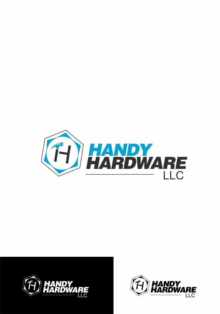 logo design for hbc home u0026 hardware products by alok bhopatkar