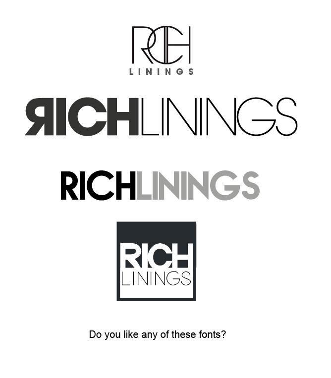 Modern professional building logo design for rich for Professional building designer