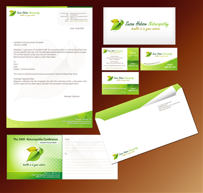 New Day Spa Stationery Design For Business 14057