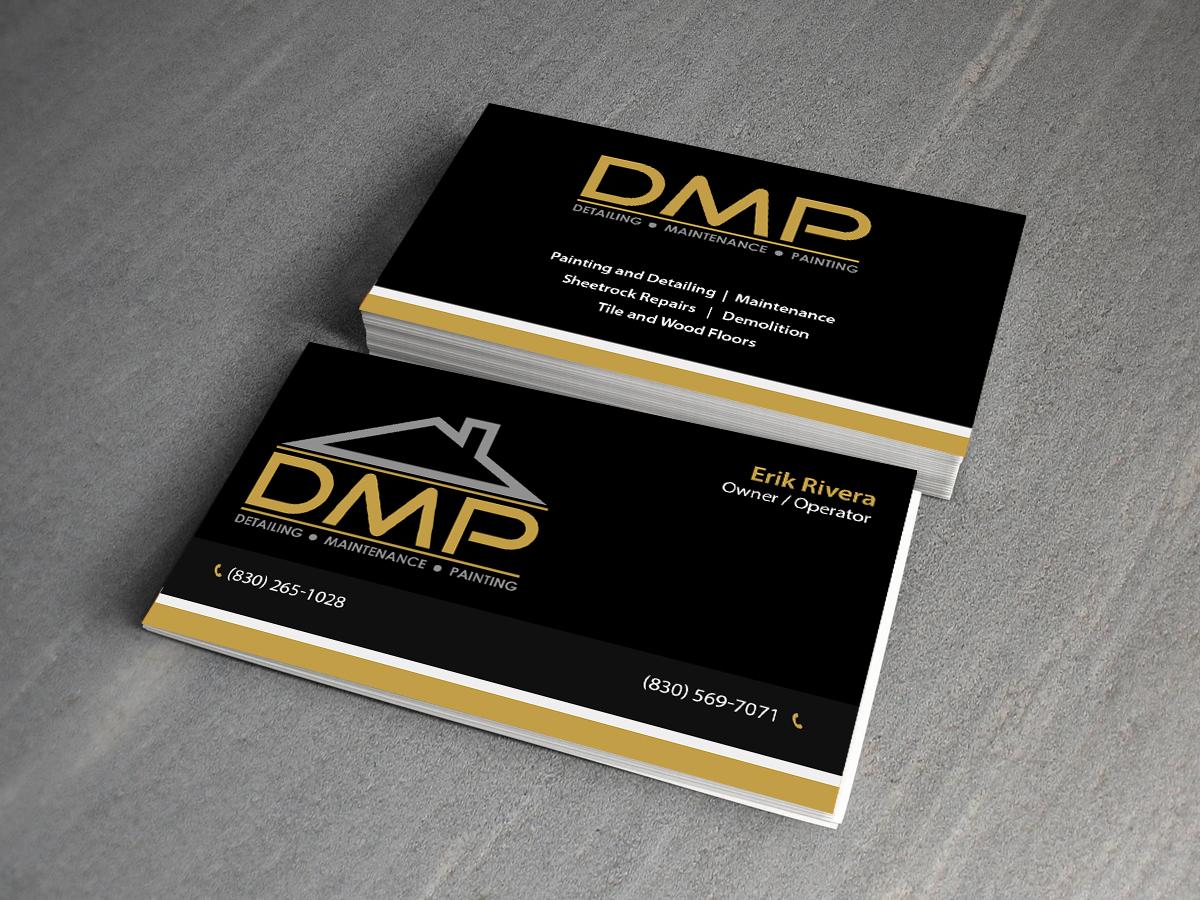 79 serious business card designs business business card design business card design by creations box 2015 for dmp services design 8475310 colourmoves
