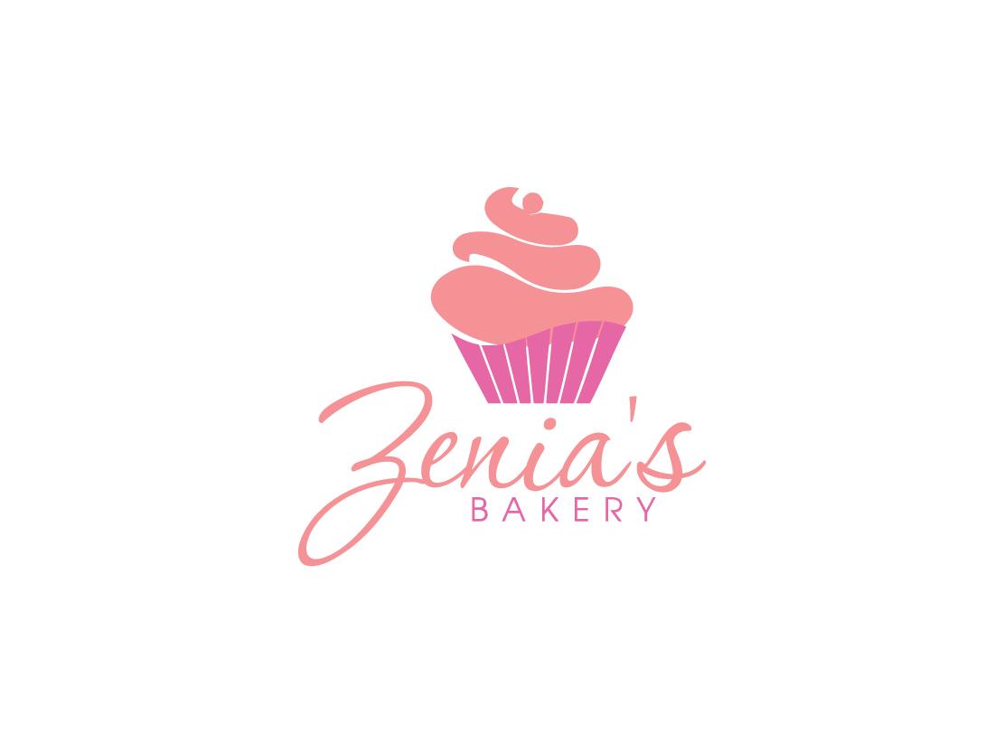 227 Upmarket Playful Bakery Logo Designs For Zenia 39 S