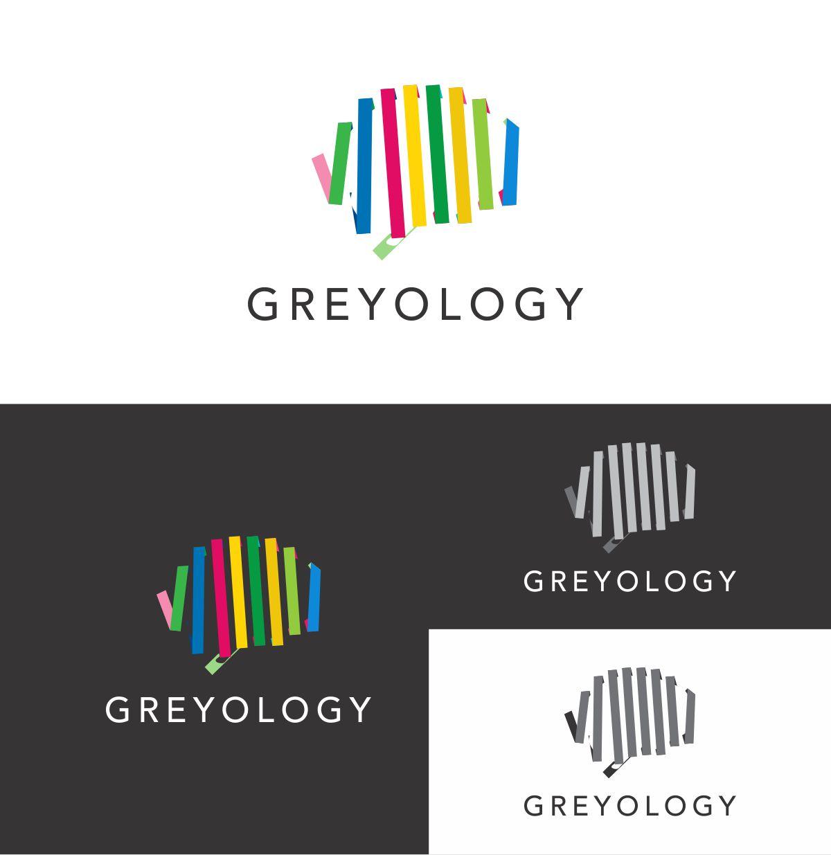 modern upmarket education logo design for greyology by j