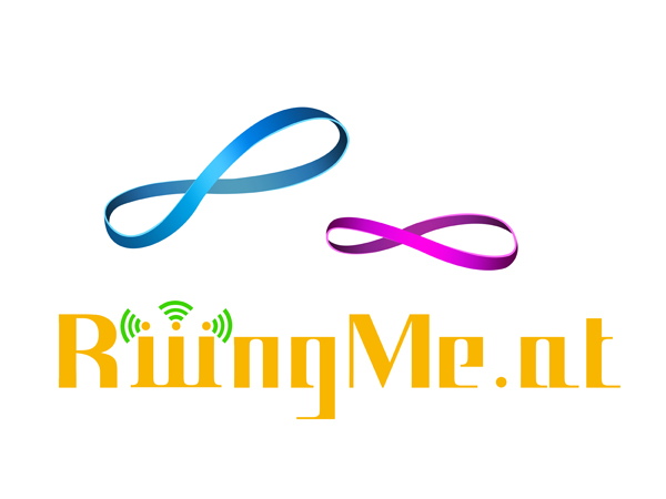 Upmarket Bold Software Logo Design For Riiingme At By Cyrus Mor Design 413138