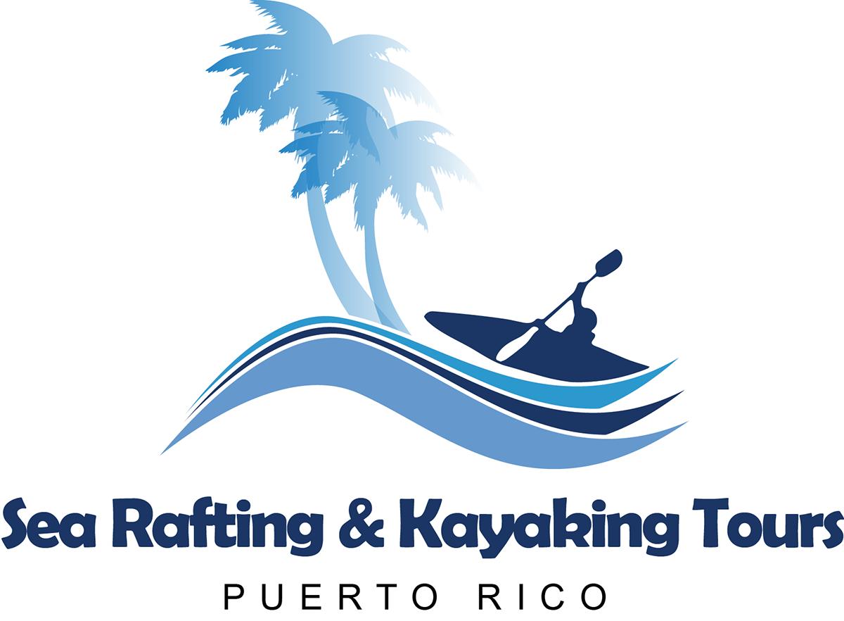 Rafting logo design