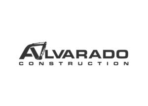 Alvarado Construction logo