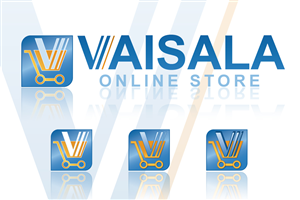 Icon Design by mpol - Icon for Vaisala Online Store