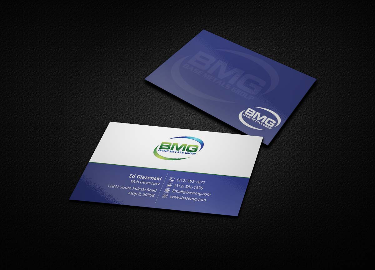 Playful professional recycling business card design for a company business card design by zillurrahman800 for this project design 8507132 reheart Choice Image