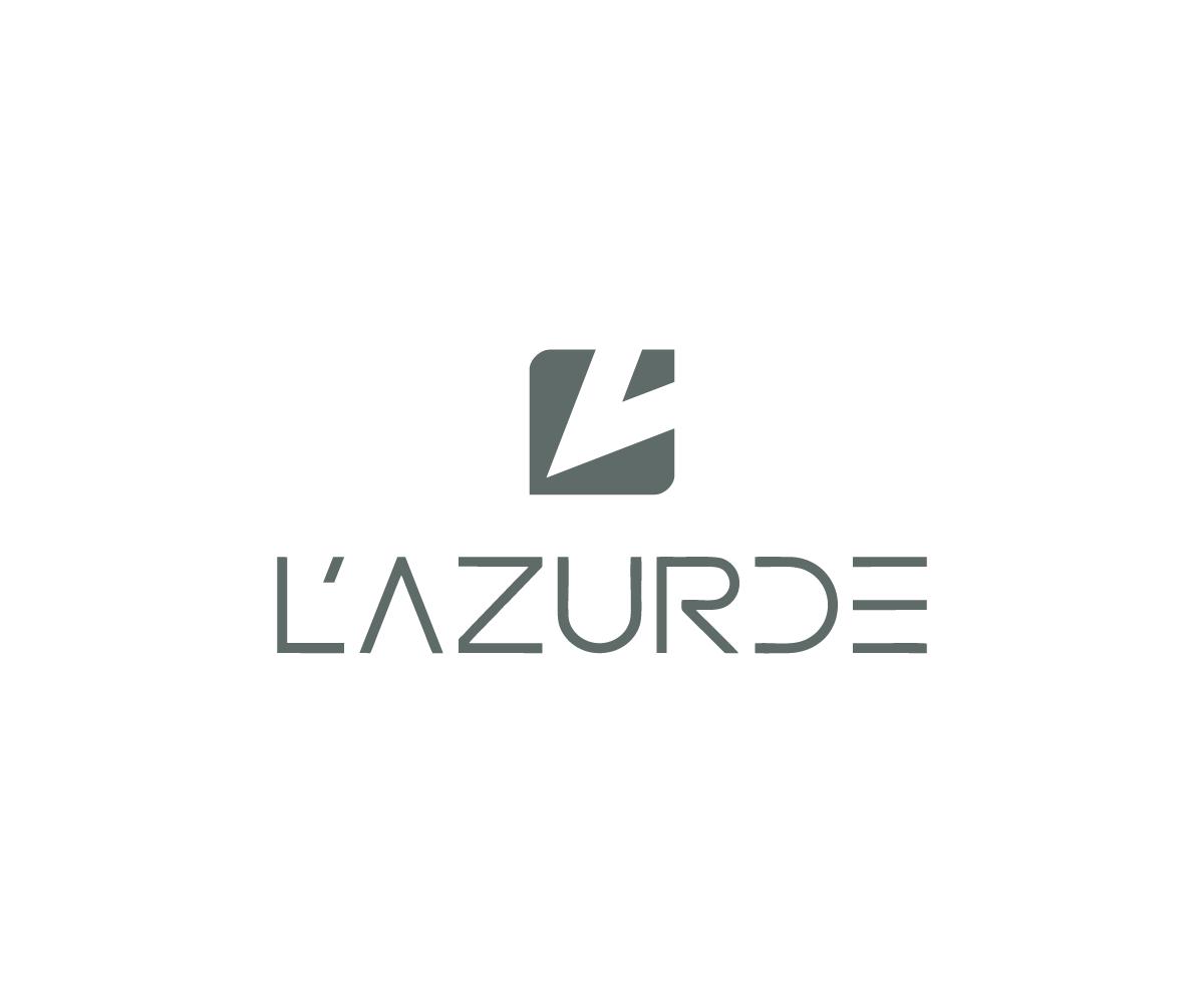 Elegant Modern Jewelry Logo Design For L Azurde In Saudi Arabia 8522186