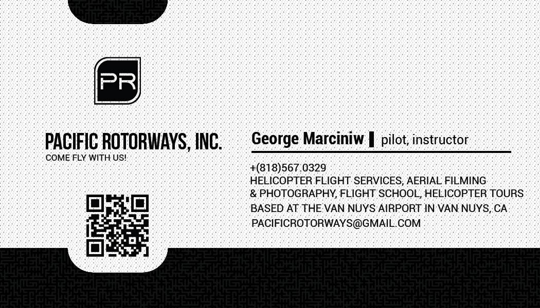 Business business card design for pacific rotorways inc by matej business business card design for pacific rotorways inc in united states design 9184231 reheart Images