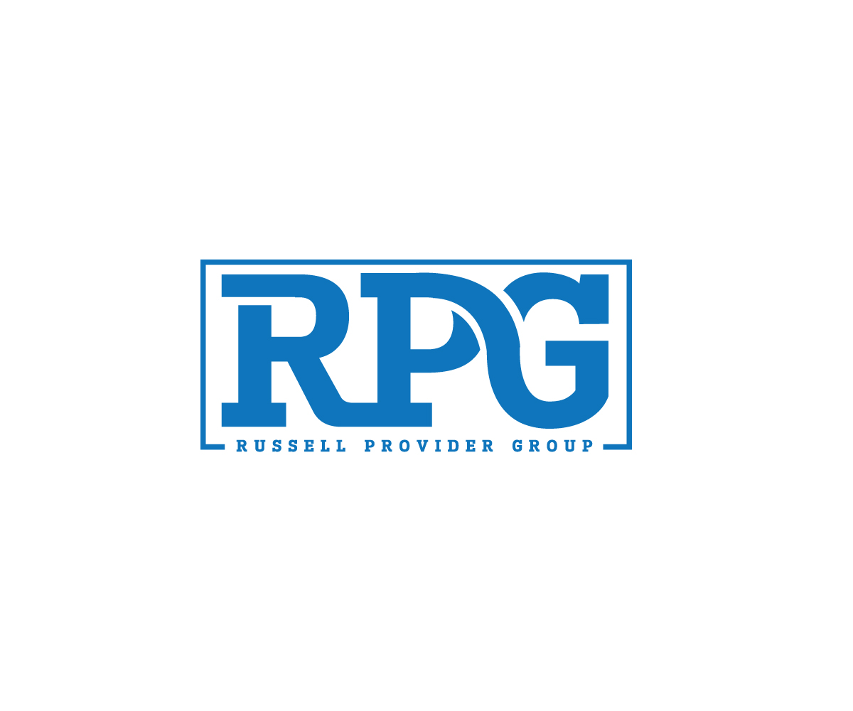 It company logo design for russell provider group rpg by for Logo creation wizard