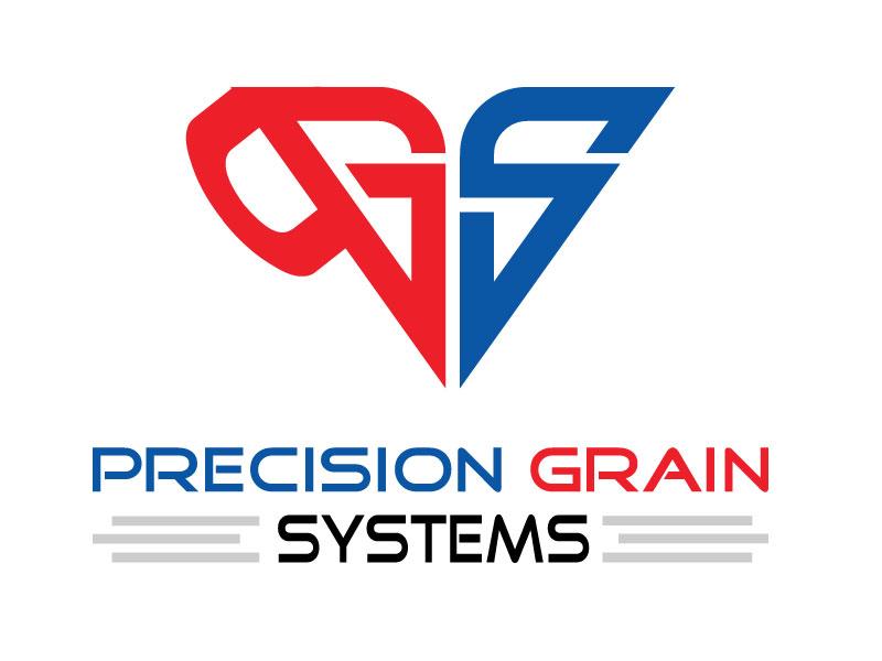 Modern Conservative Agribusiness Logo Design For Precision Grain