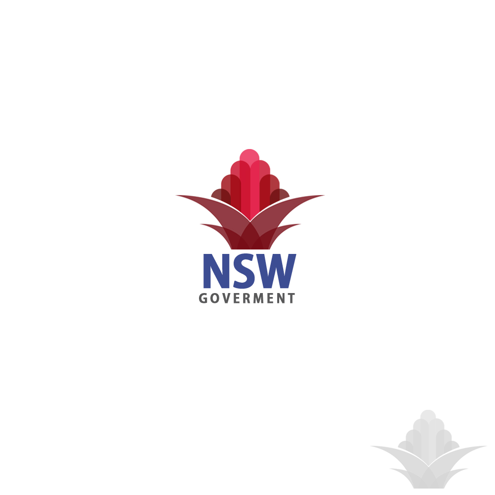 Logo Design by pixelcloud for New South Wales (NSW) Government Logo Contest - Design #15122