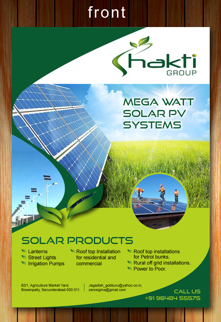 Solar System Solution For Home