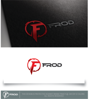 Logo Design Process  illustrator CC 2015  F Letter