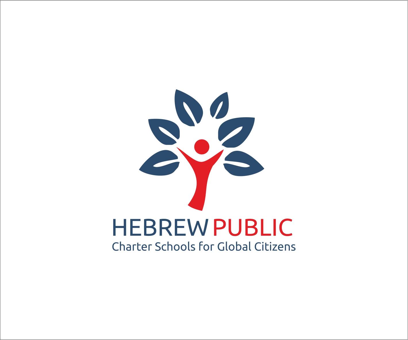 School Logo Design For Hebrew Public (tag: Charter Schools