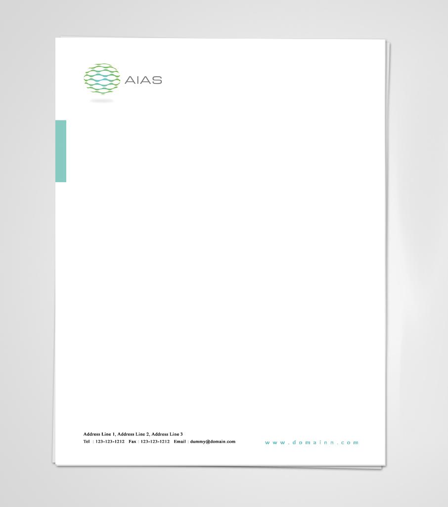 modern letterhead design images