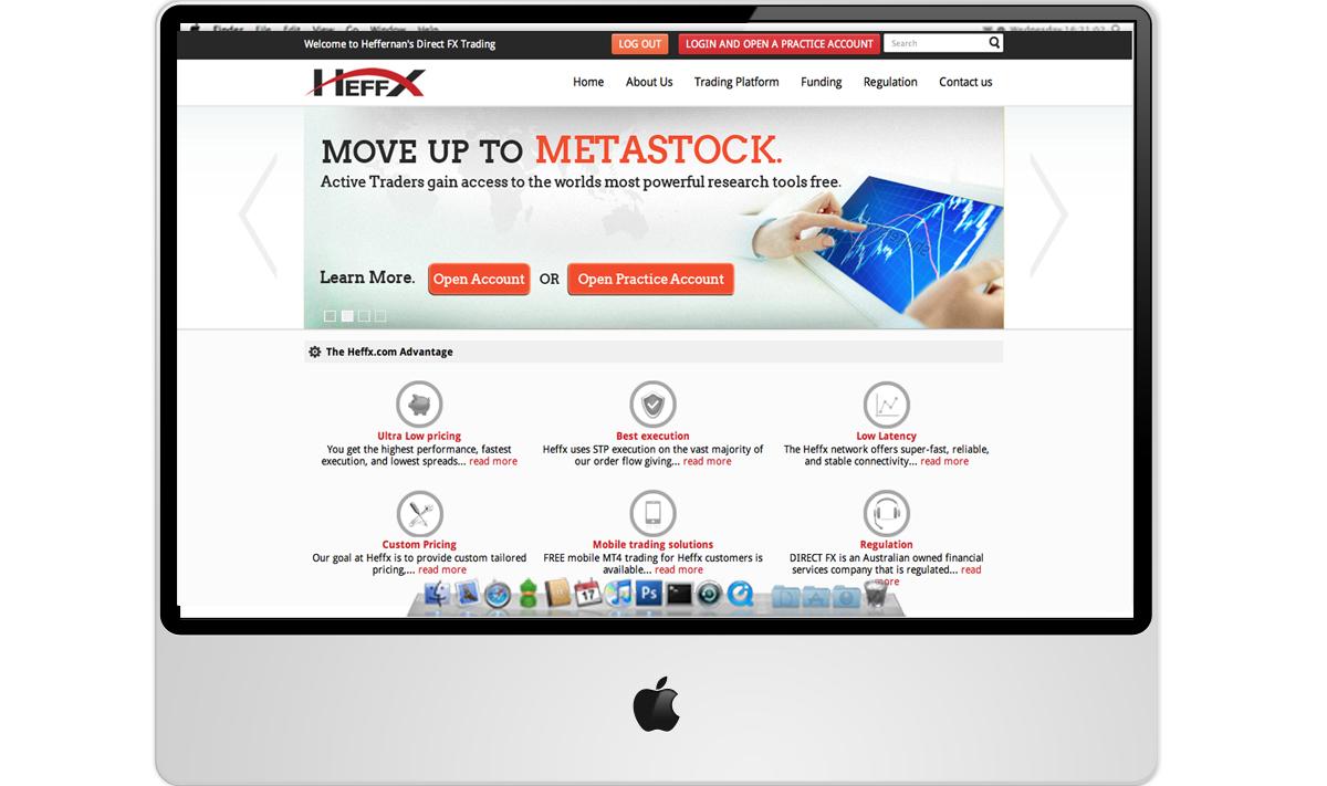 Elegant, Playful, Financial Graphic Design for Heffernan Inc by ...