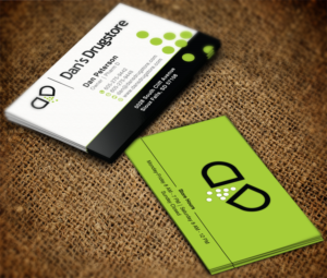 i need a new business card design for my pharmacy business card design by - Pharmacy Business Cards