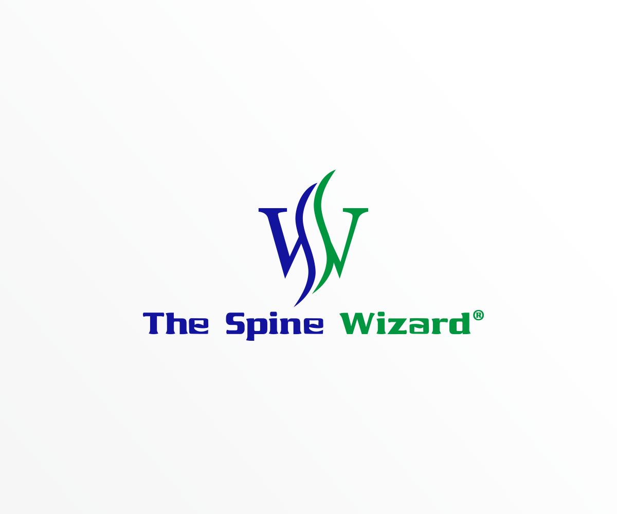 Professional Modern Alternative Medicine Logo Design For The Spine