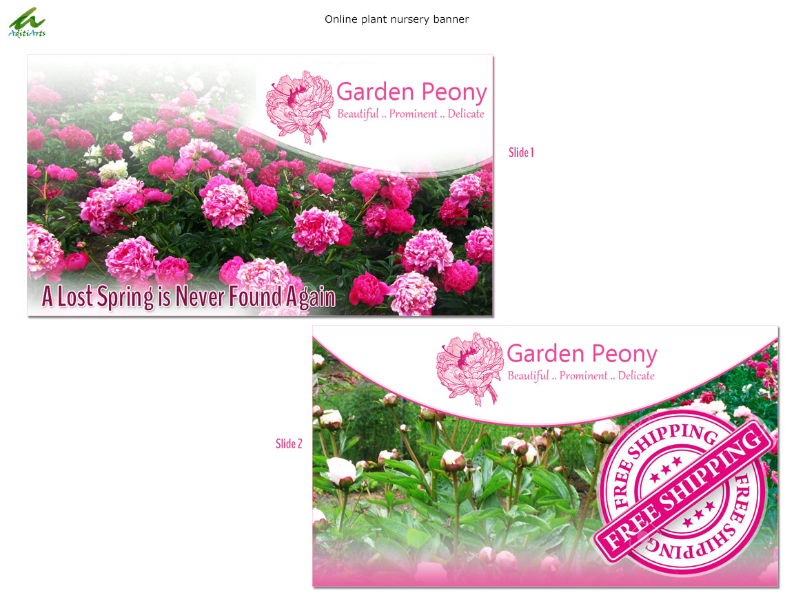 Banner Ad Design By Aditiarts For Garden And Lifestyle Llc 9248383