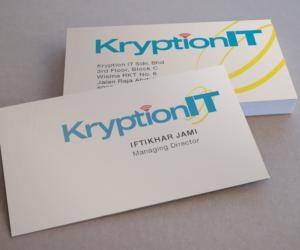 109 Masculine Serious Information Technology Business Card Designs ...